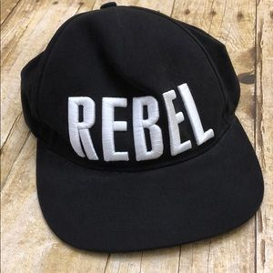NWT Disney Parks Youth Star Wars Rebel Hat